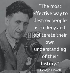 G-Orwell_most-effective-way-to-destroy-people
